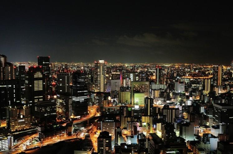 osaka-浪速の夜景-103377