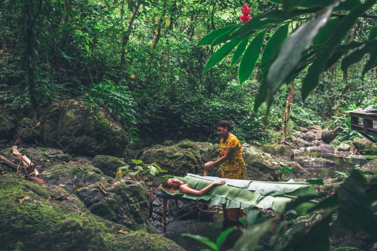 Koro Sun Rainforest Spa