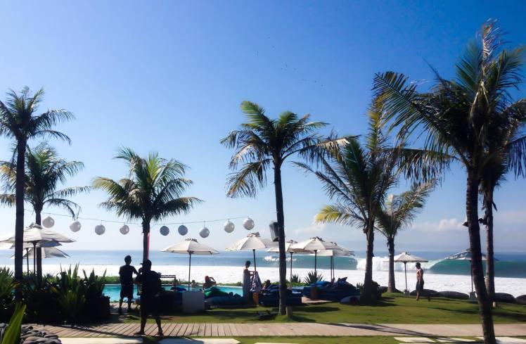 beach club bali by day