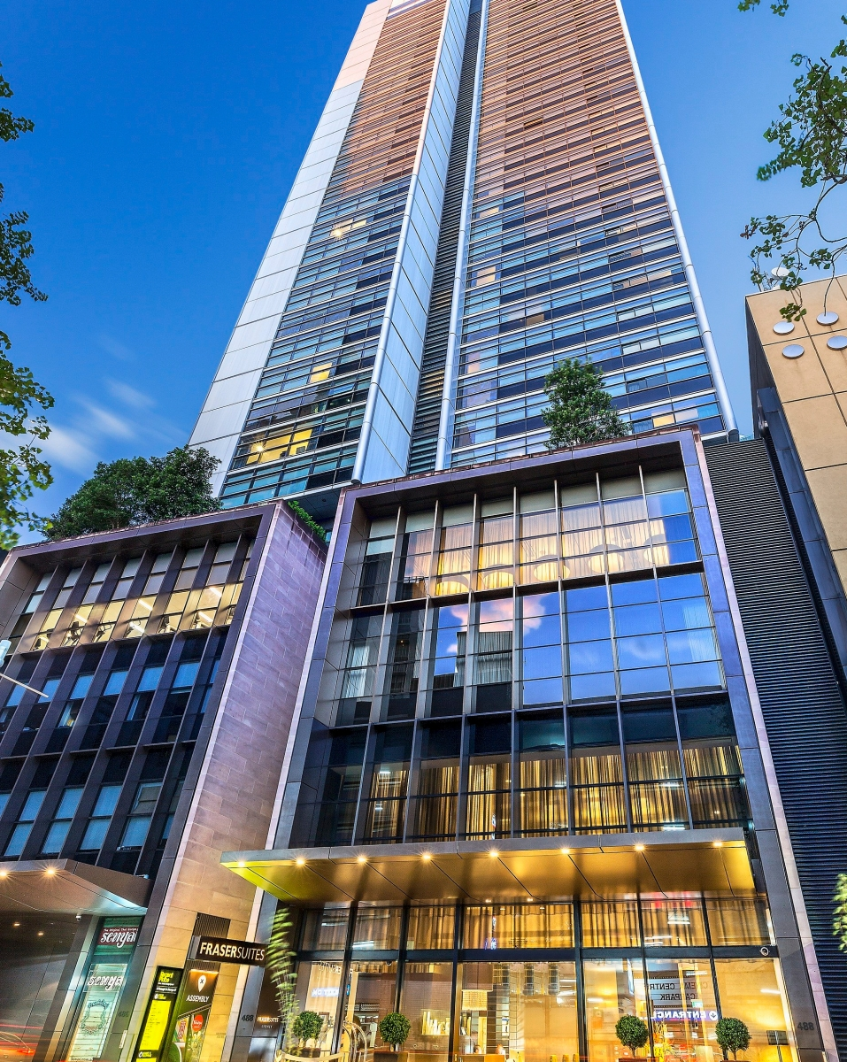 A Stylish Sydney Escape at Fraser Suites. | Luxe Surf Style