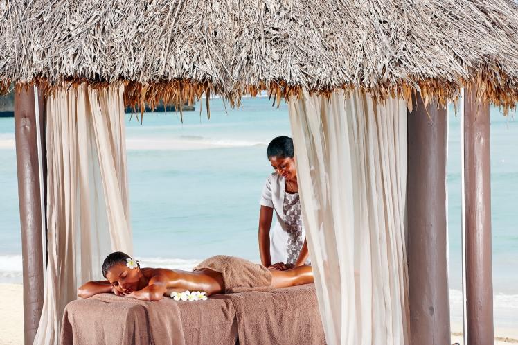 InterContinental Fiji Golf Resort & Spa- Beach Cabana Massage