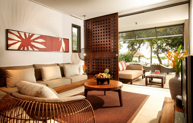 InterContinental Fiji Golf Resort & Spa - Beachfront Suite
