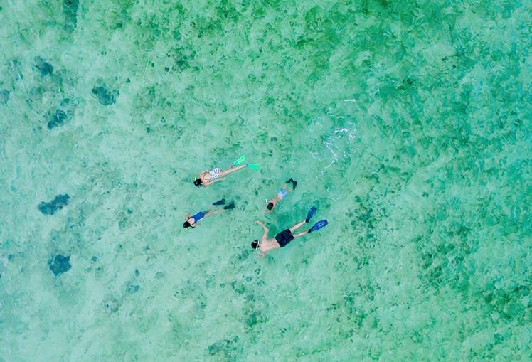 InterContinental Fiji Golf Resort & Spa - Snorkelling