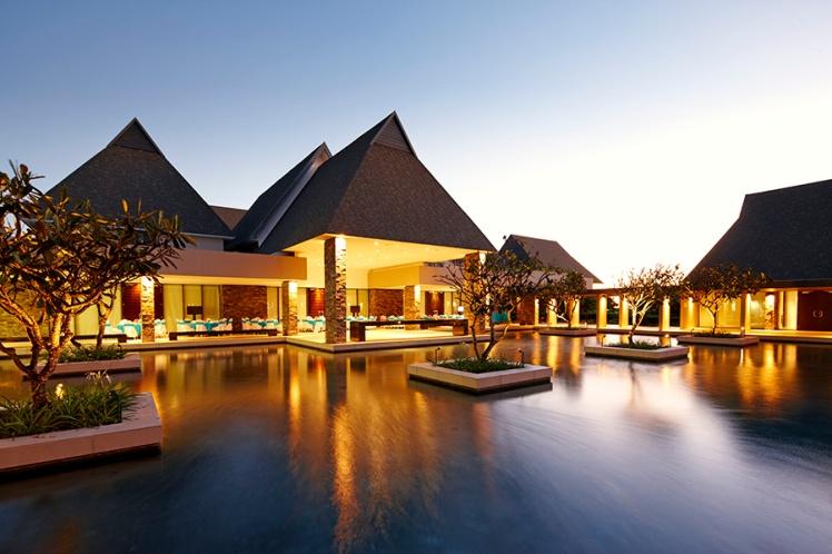 InterContinental Fiji Golf Resort & Spa - Watercourt Day