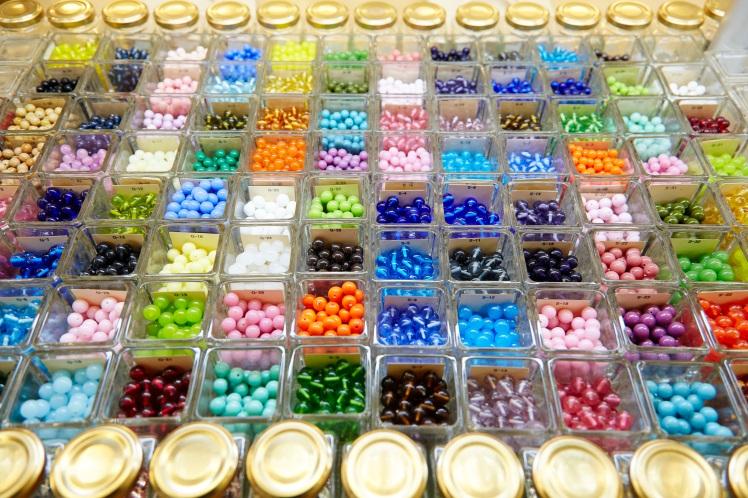 Shimane (Glass Beads)