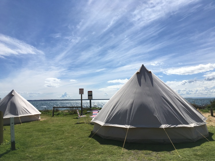PHILLIP ISLAND GLAMPING TENT seaside
